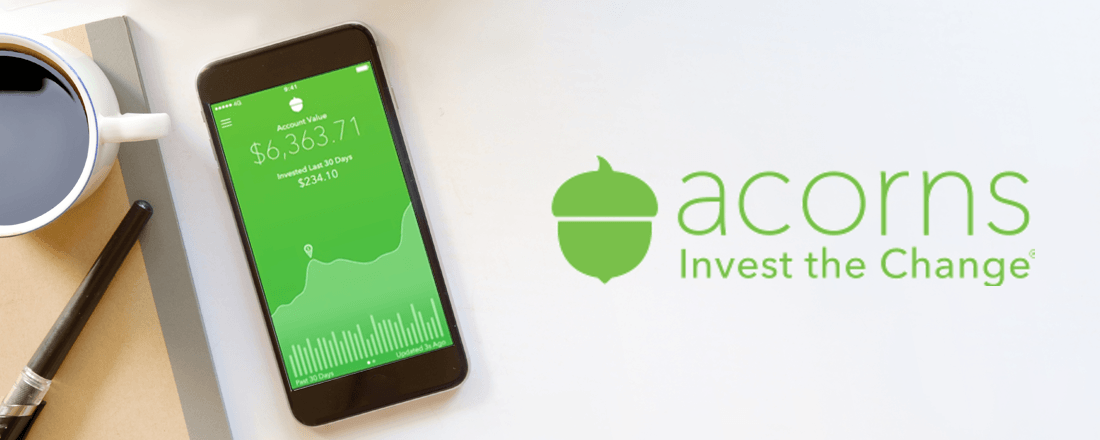 Invest Your Spare Change Automatically With Acorns - Investing for  Beginners -