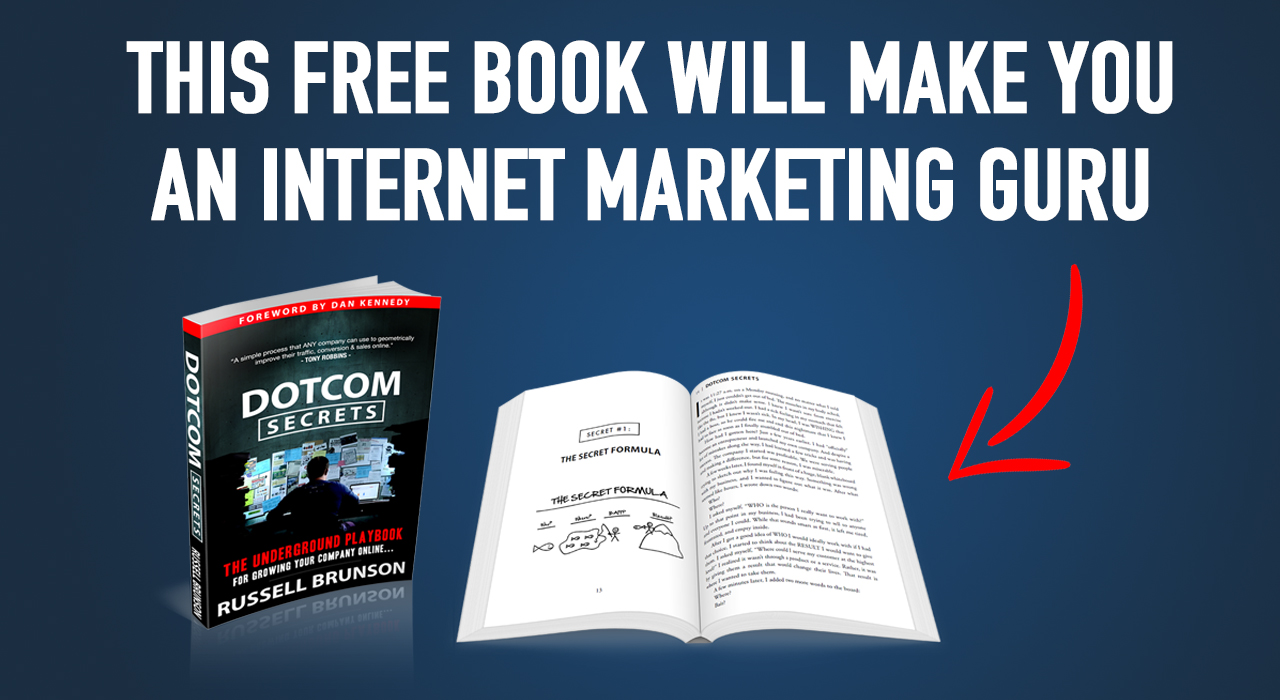 DotCom Secrets by Russell Brunson Book Review - Level Up Your ...