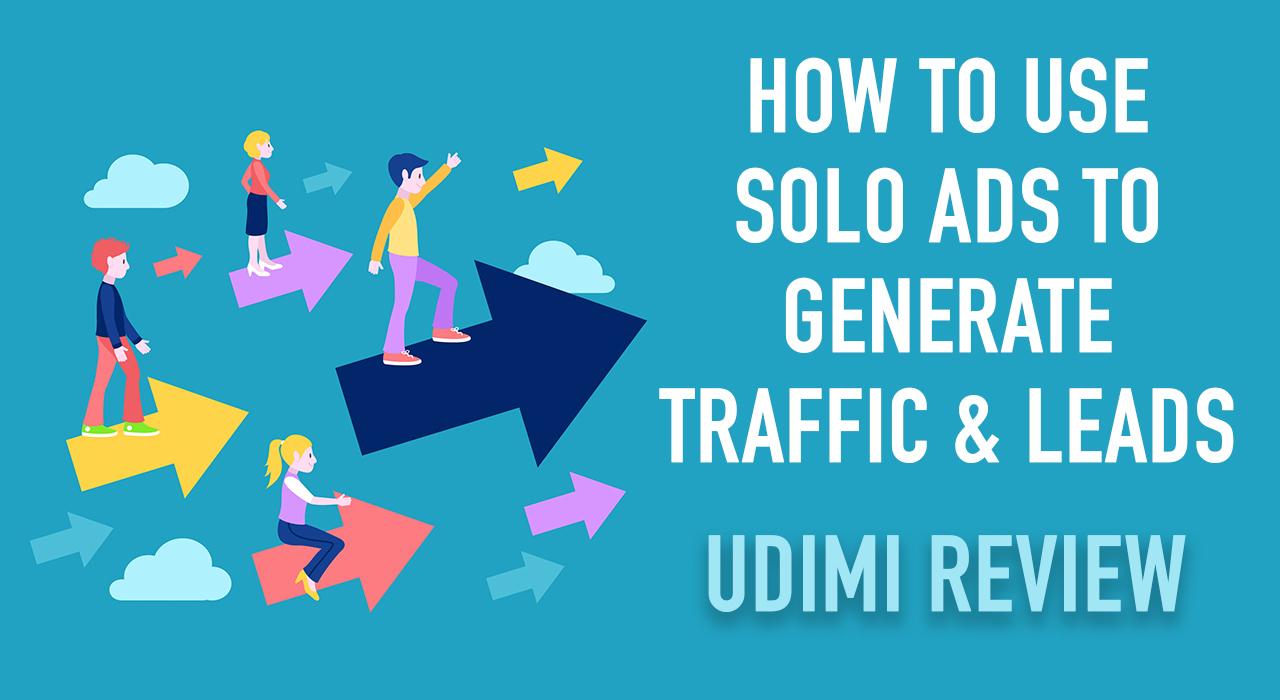 Udimi - Buy Solo Ads
